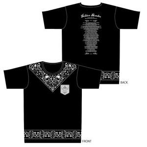 「オールゲイズ二丁目のユウジ」メンズTシャツA(黒L)