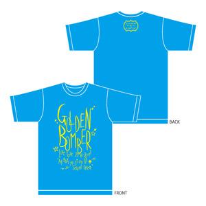 「オールゲイズ二丁目のユウジ」Kids Tシャツ(ブルーJr.M)