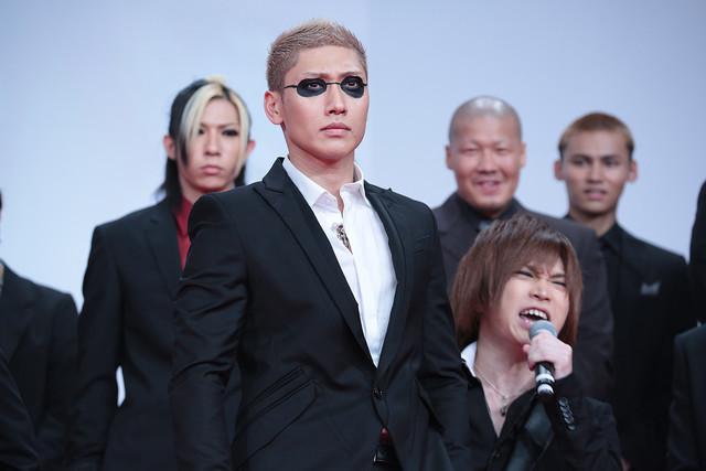 ハイロー会見 (4)