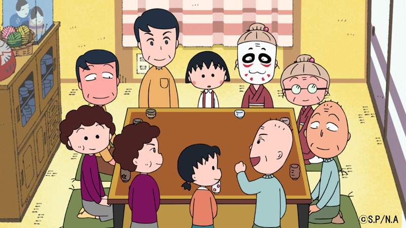 3/19(日)「ちびまる子ちゃん連載30周年記念!1時間スペシャル」※動画