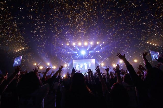「ナタリー」に2/5(日)ゴールデンボンバーたまアリ公演のライブレポート掲載!
