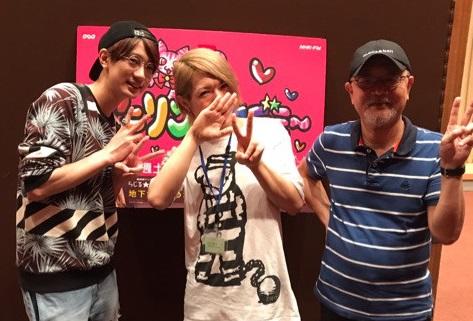 5/20(土) NHKFM「アニソンアカデミー」歌広場淳マイベストアニメソングランキング