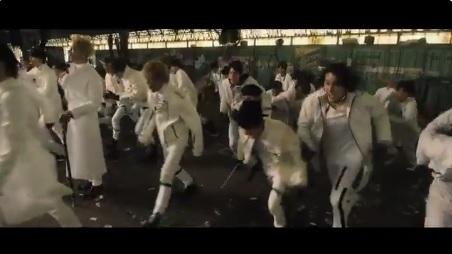 映画「HiGH&LOW THE MOVIE 2 / END OF SKY」予告編 ラスカルズが危ねえ