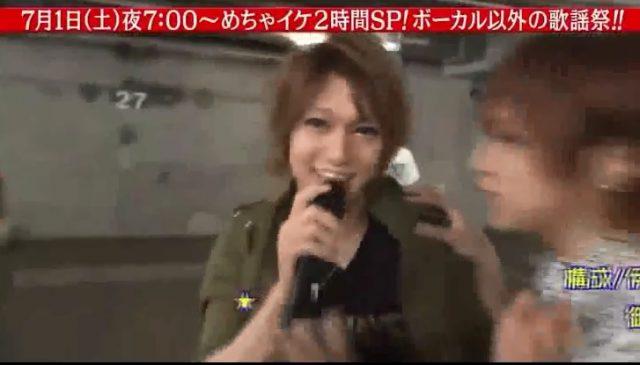 7/1(土)「めちゃイケ2時間SP」喜矢武さん熱唱!?ボーカル以外の歌謡祭※予告動画