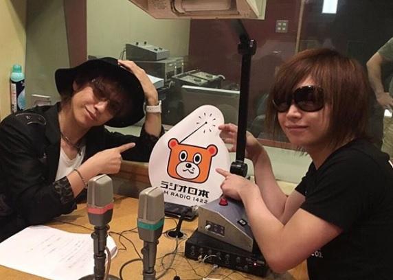 8/23(水)ラジオ日本「鮎川優のミッドナイトニッポン」鬼龍院翔※音源