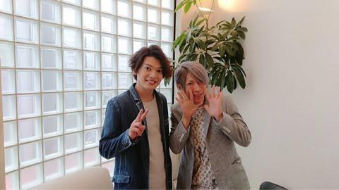 10/24(火)「月刊TVnavi 12月号」崎山つばさ×歌広場淳