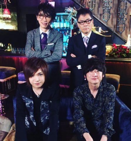 TOKYO MX「オトナに!」ゴールデンボンバー鬼龍院翔&忘れらんねえよ柴田さん