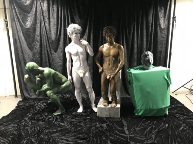 ゴールデンボンバーハロパ仮装画像をまとめてみた件 2013-2017