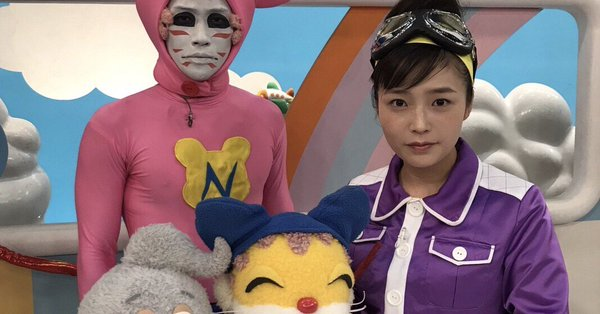 11/19(日) NHKEテレ「ニャンちゅうワールド放送局」樽美酒研二