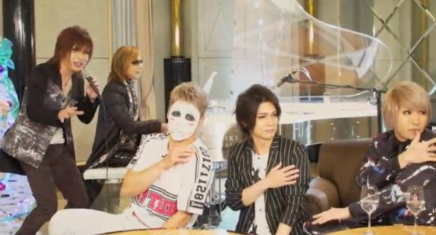 12/22(金) ニコ生「YOSHIKI CHANNEL X'MAS SP '17」ゴールデンボンバー生出演まとめ