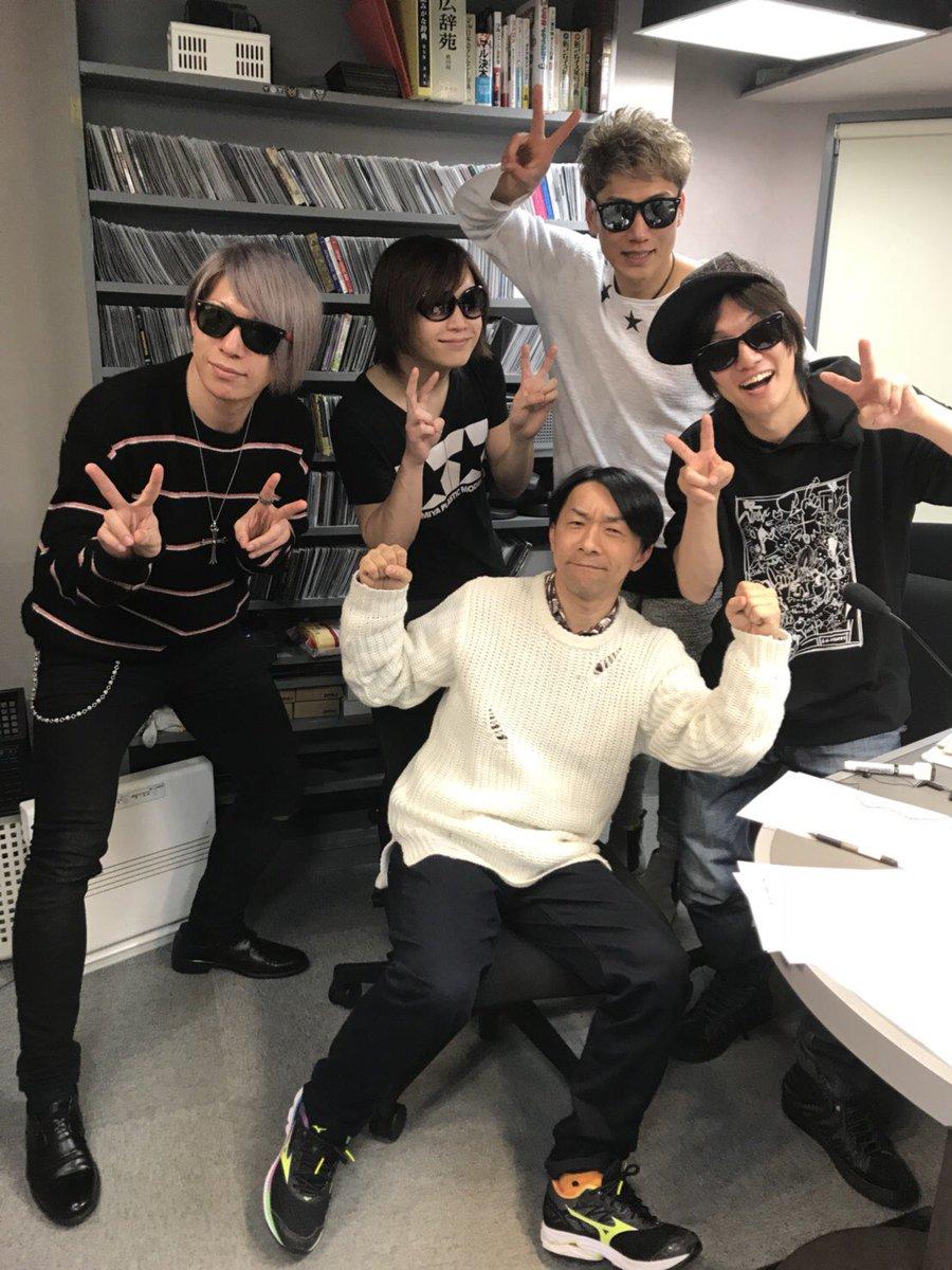 2/9(金) FM NACK5「BEAT SHUFFLE」ゴールデンボンバー公開生放送!まとめ