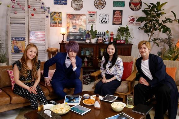4/1(日) WOWOW「やっぱり大好き!海外ドラマ 2018年春」歌広場淳※無料放送