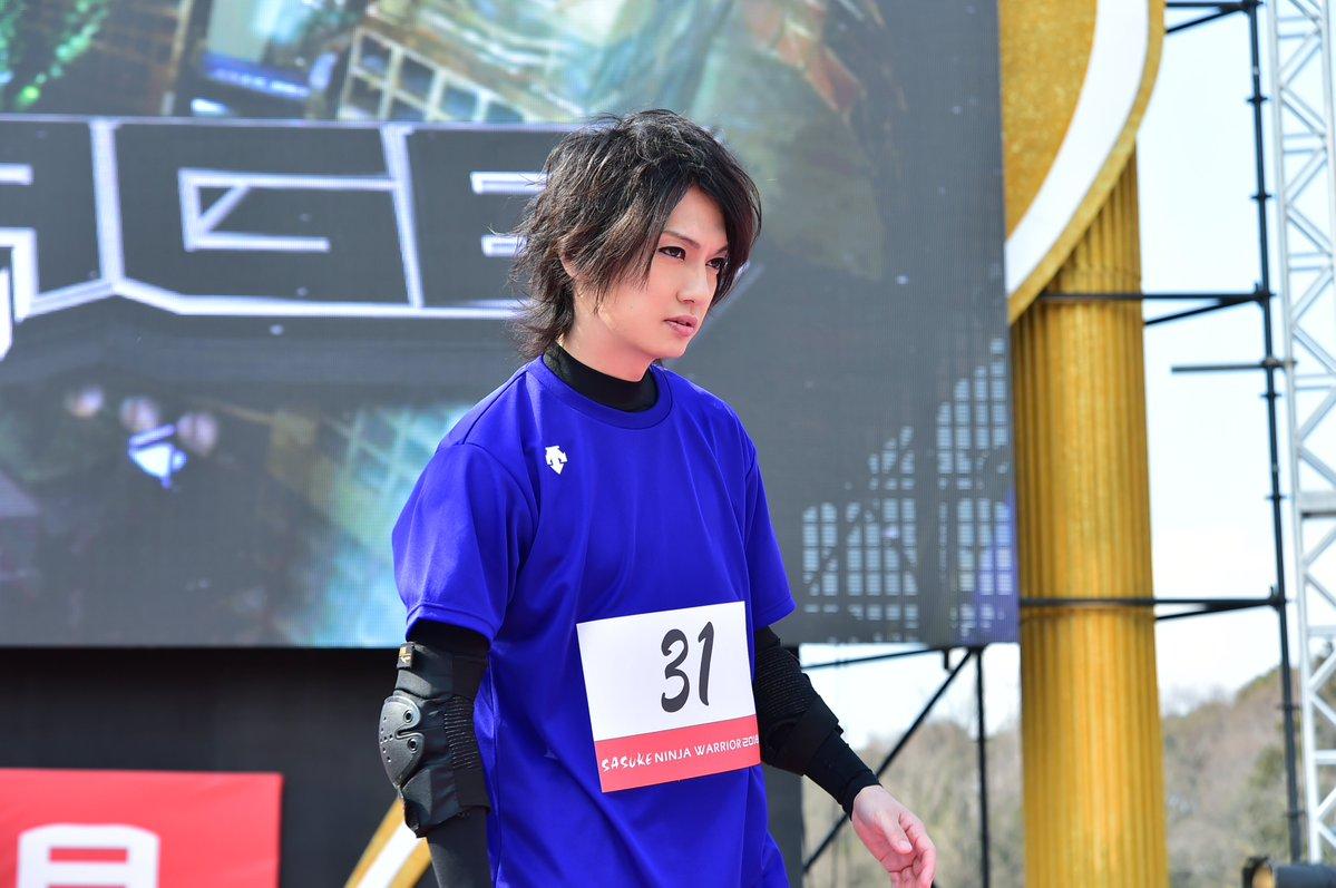 SASUKE公式の喜矢武さん写真がカッコいい件「意外性の天才」
