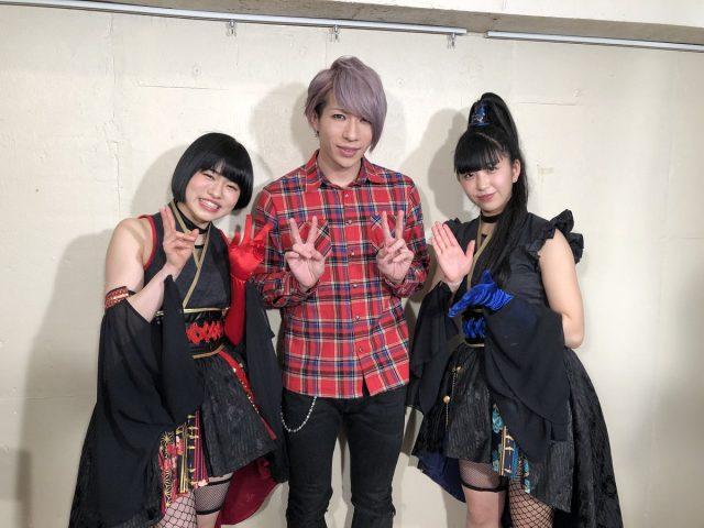 4/1(日)カラオケJOYSOUND「淳子の部屋」第8回配信!ゲスト姫神CRISIS