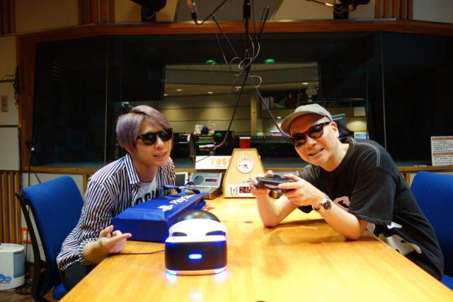 4/26(木) TBSラジオ「ライムスター宇多丸とマイゲーム・マイライフ」歌広場淳2週連続ゲスト