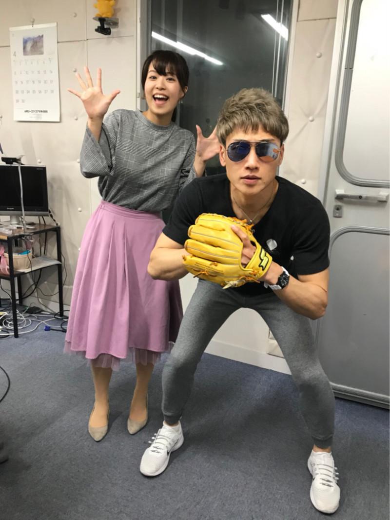 4/30(月) BSS山陰放送「森谷佳奈のはきださNIGHT!」樽美酒研二ゲスト