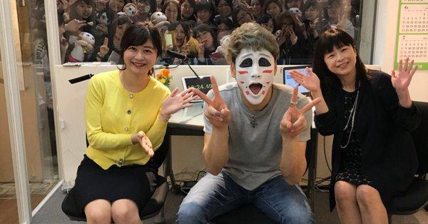5/7(月) RSK山陽放送「表町LIVE!あもーれ!マッタリーノ」樽美酒研二生放送ゲスト出演まとめ