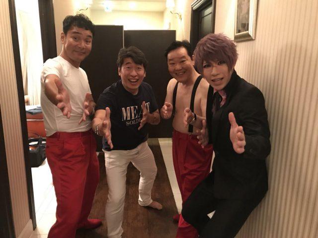 6/15(金)ゴールデンボンバー話題まとめ 淳くんダチョウさんとヤー