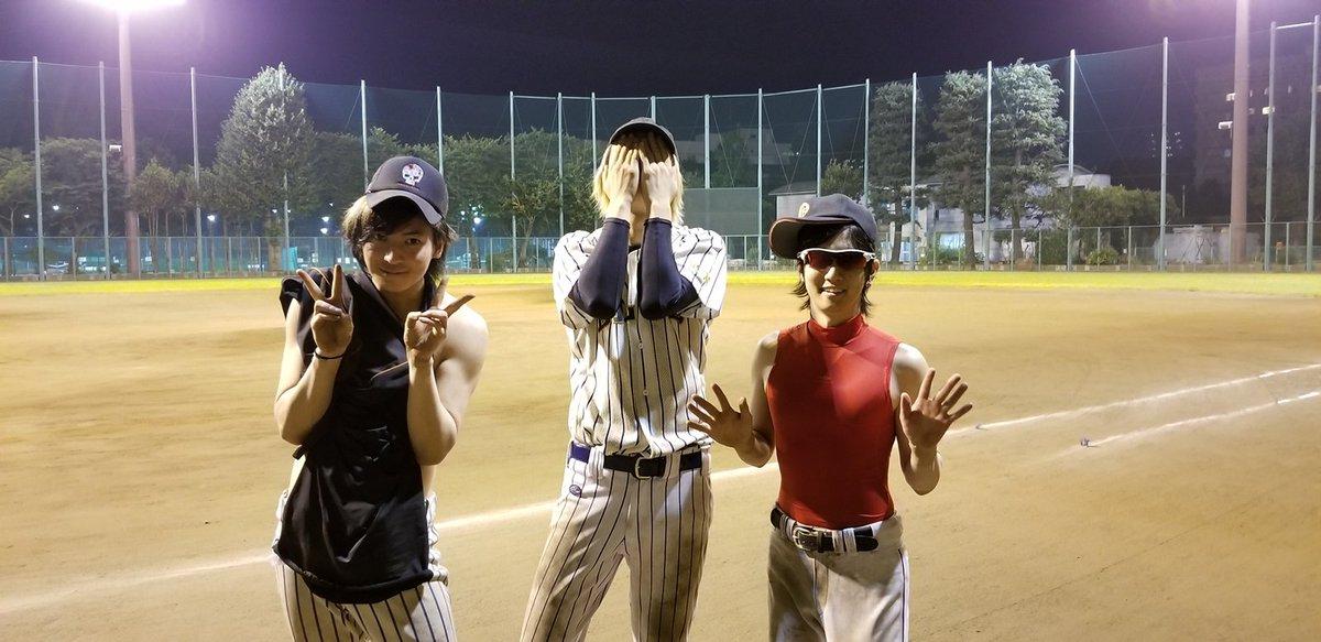 7/24(火)ゴールデンボンバー話題まとめ 喜矢武さん灼熱ナイターBL学園草野球