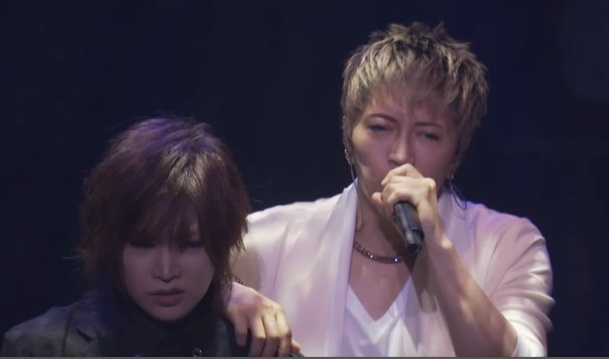 7/4(水)「GACKT's -45th Birthday Concert- LAST SONGS」鬼龍院翔セトリまとめ