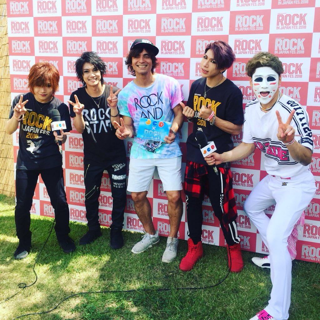 8/19(日)「JAPAN COUNTDOWN」ロッキンゴールデンボンバー