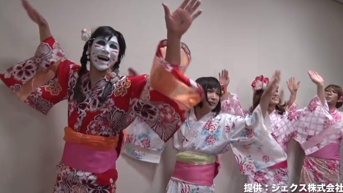 ゴールデンボンバーが踊る「ゴムゴムつけなはれ音頭」動画公開!GB学園レッドリボン大阪2018活動報告