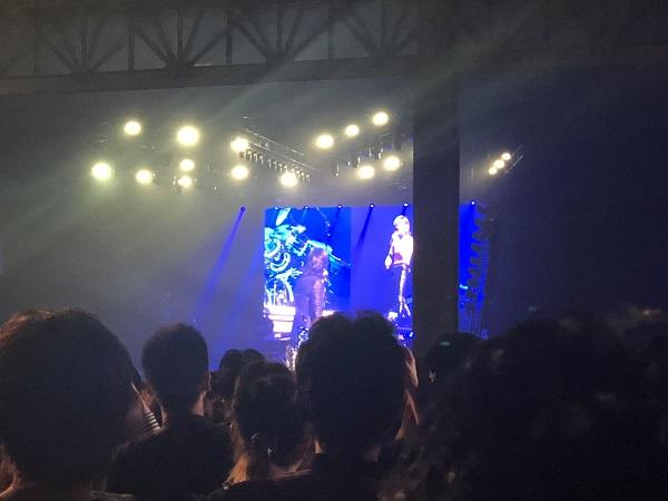 9/28(土)紅に染まってきました『X JAPAN Live 日本公演 2018 〜紅に染まった夜〜 Makuhari Messe 3Days』