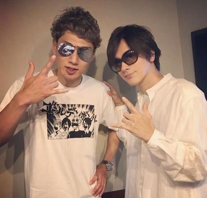 9/9(日)、9/16(日) TOKYO FM「太田胃散 presents DAIGOのOHAYO-WISH!!」樽美酒研二 ゲスト出演