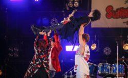 12/9(日)「メ~テレMUSIC WAVE『SUNNY TRAIN REVUE』後編」ゴールデンボンバーライブオンエア!