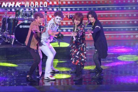 1/5(土) NHK WORLD-JAPAN presents 「SONGS OF TOKYO」ゴールデンボンバー