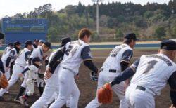 1/19(土)・1/20(日)樽美酒研二 SB武田翔太選手主催の野球大会に参加!スタンド自由解放