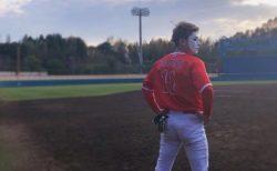 1/21(月) 樽美酒研二出演「TAKESHOS」野球教室の模様が宮崎のニュースでオンエア