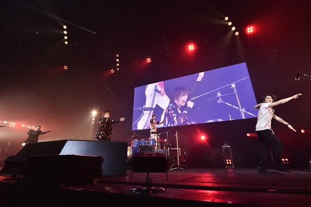 2/20(水)WOWOW「COUNTDOWN JAPAN 18/19 DAY-2」ゴールデンボンバーライブ・インタビューオンエア